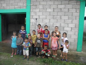 Kids from Suchitoto