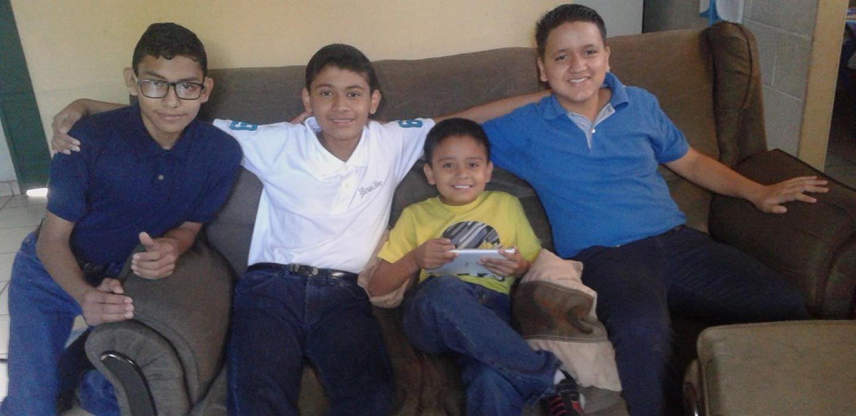 V2H El Salvador Ministry